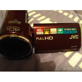 Filmadora Jvc Everio Ez10 Impecable