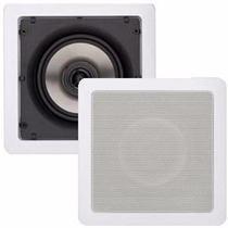 Caixas Loud Embutir Sq5 50w - Som Ambiente E Home Theater