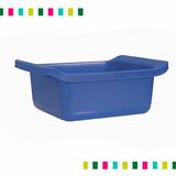 Palangana Cuadrada De Plastico 10 Lts Azul, Garden Life
