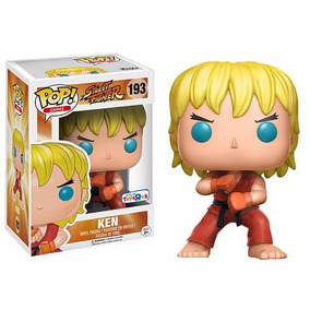 Boneco Ken Special Attack Funko Pop 193 Original Exclusivo