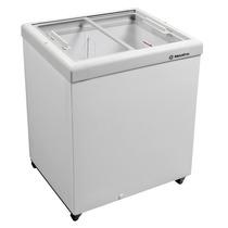 Freezer Horizontal Tampa De Vidro 160l Hf20s 110v Metalfrio