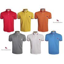 Camisa Polo Estampa Bolinhas (brooksfield, Sergio K)