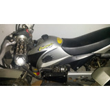 Moto Cuatro Ruedas A Gasolina