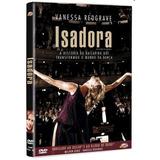Isadora - Dvd - Vanessa Redgrave - A Vida De Isadora Duncan