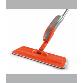 Kit Brilhus Mop Spray Plástico Bettanin + 1 Refil Tecido