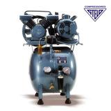 Compressor Odontológico Stelo 123 Para 1 Consultório