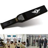 Fisher Cw-10 Detector Armas Metal Corte Aeropuerto Fabricas