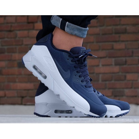 Nike Air Max 90 Ultra Obsidian Pure Platinium - Exclusivas!