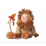 Disfraz Bebé León Talla De 18 A 24 Meses