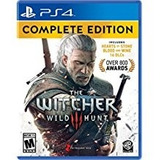 The Witcher 3 Wild Hunt Ps4 Fisico Sellado Original !!!