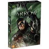 Dvd Arrow - Temporadas 1-4 (20 Dvds)