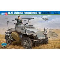 Sd.kfz. 223 Leichter Hobby Boss 82443 Escala 1/35