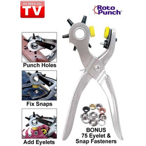 Roto Punch Perforador Y Decorador Multiusos