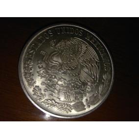 Moneda Plata 1977 Plata Pura 20gr Ley 720
