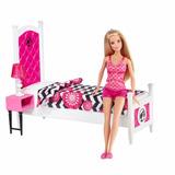 Barbie - Camita En Set - Luxury Bed