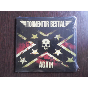 Cd Tormentor Bestial - Again