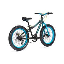 Bicicleta Mercurio Grisley Rodada 20 Acero 6 Velocidades