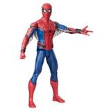 Spiderman Figura Titan Hero Series Electronic Hero, Original