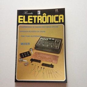 Revista Eletrônica Nº 77 Janeiro De 1979 Mixer