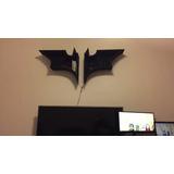 Repisa Batman Librero Con O Sin Luz Flotante