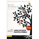 Una Vida Con Propósito [libro] Tapa Dura Rick Warren