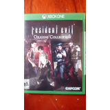 Resident Evil Origins Xbox One Collection