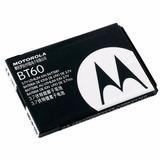 Pila Bateria Motorola Bt60 Original A1260 Tx301 I580 V360 Q9