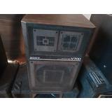 Sony V 700 Equipo De Sonido Parlantes Bafles
