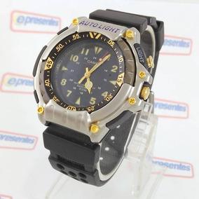 9b3d71b4d12 Raridade Relógio Casio Vintage Md-310b Wr200 Autoligth Novo