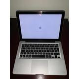 Macbook Pro 2010 Seminueva
