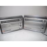 Radio A Transistores National Panasonic Funcionando