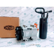 Compressor Ranger 3.0 Magneti Marelli + Filtro + Válvula