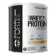 Fortifit Pro Whey Protein Isolate Vainilla