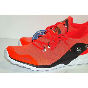 Reebok Zpump Fucion 2.0 Running Shoes Anarajando Neon