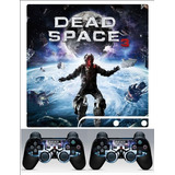 Ps3 Slim Piel Dead Space 3 (a)