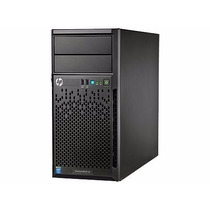 Servidor Hp Proliant G8 Ml10 I3-4150 08gb Ram 500gb Disco