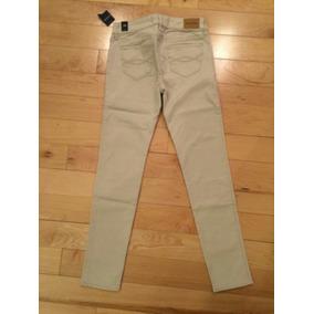 Jeans Abercrombie & Fitch Skinny