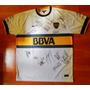 Camiseta Boca Juniors Firma Jugadores Fotos Que Lo Comprueba