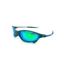59efa0f4ae54d Oakley Juliete Verde - Óculos De Sol Oakley Juliet no Mercado Livre ...