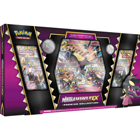 Box Pokémon Mega Mawile Ex Premium Collection