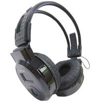 Audifono Digital Con Radio Fm Memoria Micro Sd Recargable