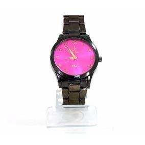 Relógio Feminino Calvin Klein Grafite Cód. 52097