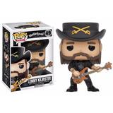 Funko Pop Rocks Motorhead Lemmy Kilmister Toy 49-entrega Inm