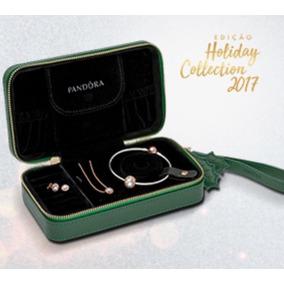 Porta Joias Pandora Original E Novo