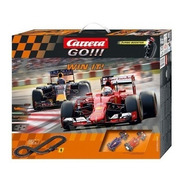 Pista Slot Carrera Go!!! Win It 3.6 Metros  Escala 1/43