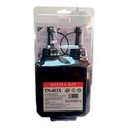 Kit Toner Recarga Tn411x Pantum X 2 7300 P3300 6k Chip
