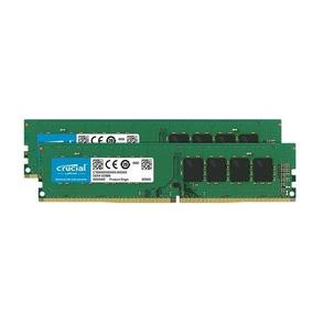 Memoria P/pc Ddr4 4gb 2400mhz Crucial