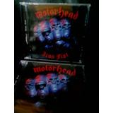 Motorhead Iron Fist Cd Nuevo Original Sellado