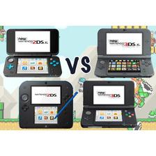 Desbloqueo De Nintendo 3ds Y 2ds + Sd 32gb