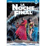Cómic, Dc, La Noche Final Ovni Press